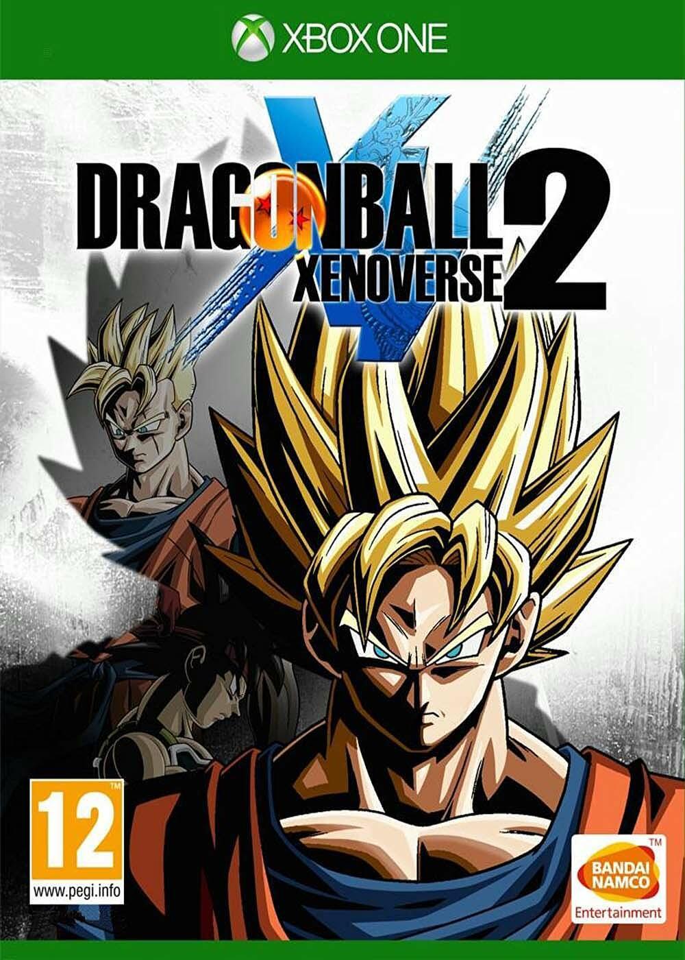 Dragon Ball Xenoverse 2 |