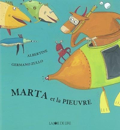 Marta et la pieuvre | Zullo, Germano