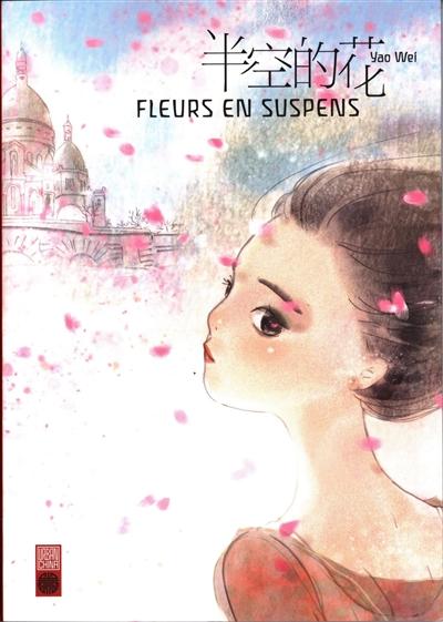 Fleurs en suspens | Wei Yao (1977-....). Auteur