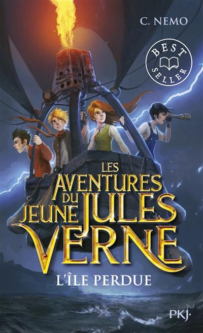 Les aventures du jeune Jules Verne. Vol. 1. L'île perdue
