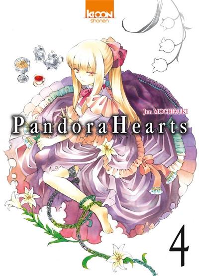 Pandora hearts. 4 | Jun Mochizuki. Auteur