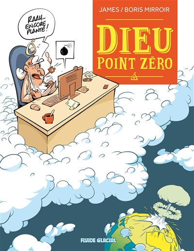 Dieu point zéro | Mirroir, Boris (1973-....). Illustrateur