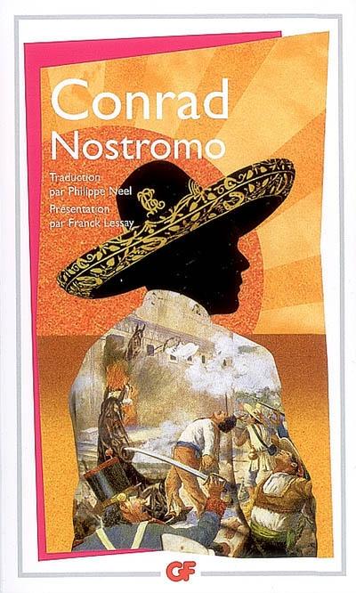 Nostromo / Joseph Conrad | Conrad, Joseph (1857-1924). Auteur