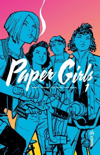 Paper girls. 1 | Vaughan, Brian K. (1976-....). Auteur