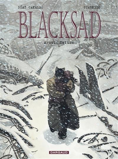 Blacksad. Vol. 2. Artic-nation