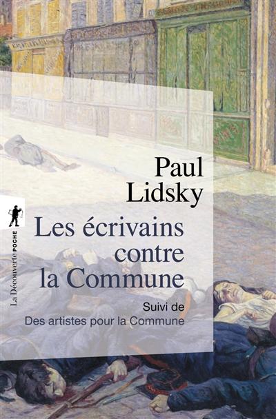 Les écrivains contre la Commune.