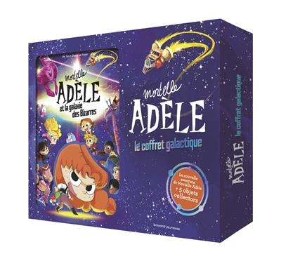 Mortelle Adèle : le coffret galactique