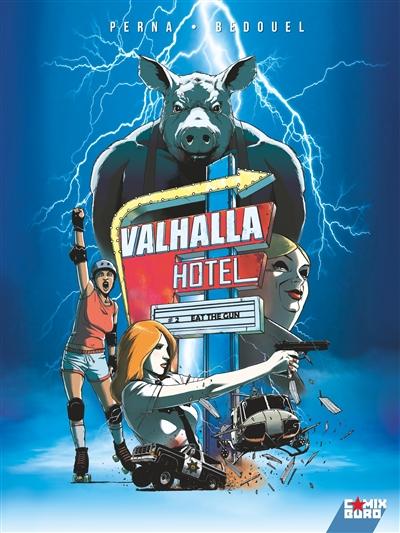 Valhalla Hotel. Vol. 2. Eat the gun