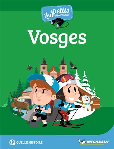 Couverture de : Vosges