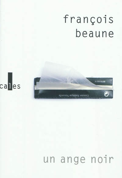 Un ange noir : roman / François Beaune | Beaune, François (1978-....). Auteur