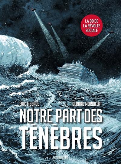 Notre part des ténèbres | Mordillat, Gérard (1949-....). Auteur