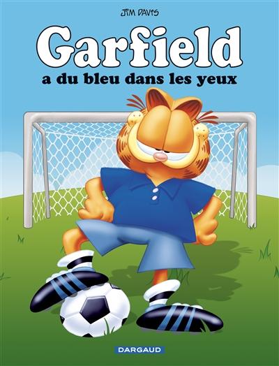 Garfield. Vol. 71. Garfield a du bleu dans les yeux