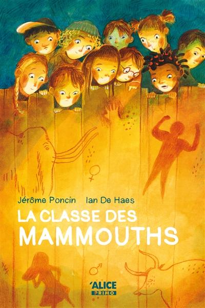 Couverture de : La  classe des mammouths