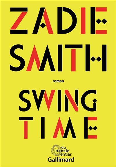 Swing time : roman |