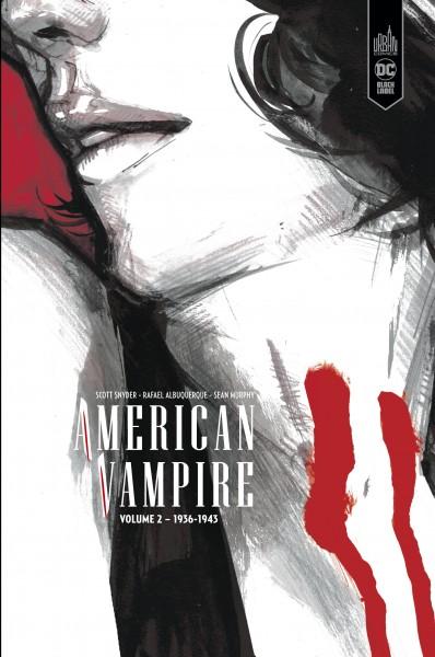 American vampire : intégrale. Vol. 2. 1936-1943