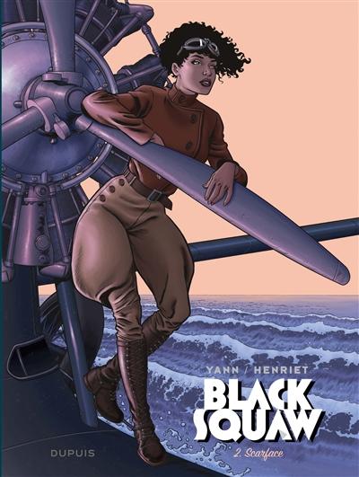Black squaw. vol. 2. scarface