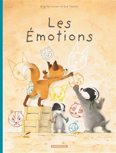 Les Emotions | Luciani, Brigitte