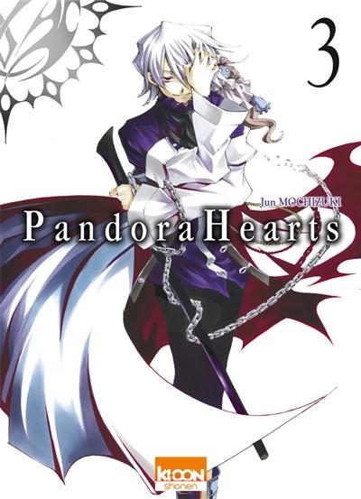 Pandora hearts. 3 | Jun Mochizuki. Auteur