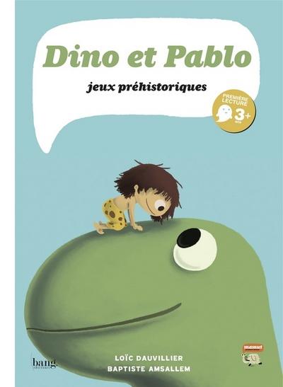 Jeux préhistoriques / illustrations Baptiste Amsallem   Baptiste Amsallem