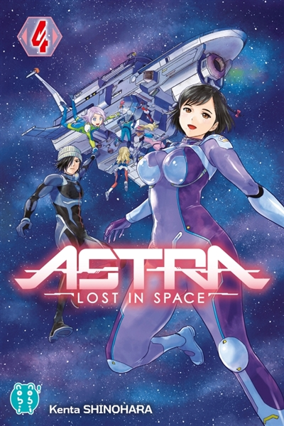 Astra : lost in space. 4 | Shinohara, Kenta (1974-....). Auteur