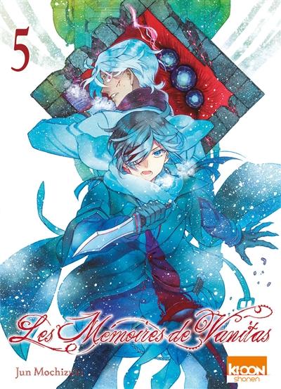 Les mémoires de Vanitas. 5 | Jun Mochizuki. Auteur