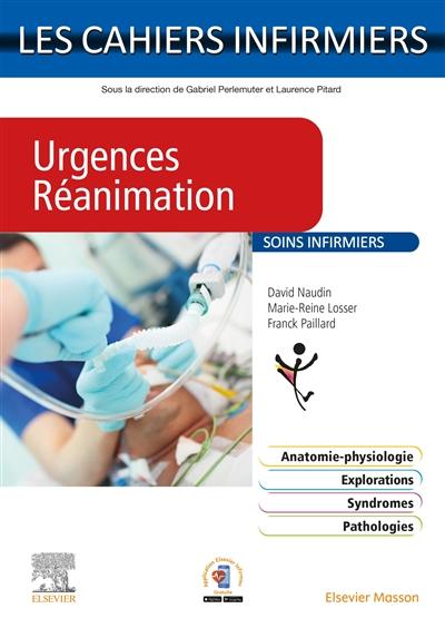 Urgences, réanimation : soins infirmiers