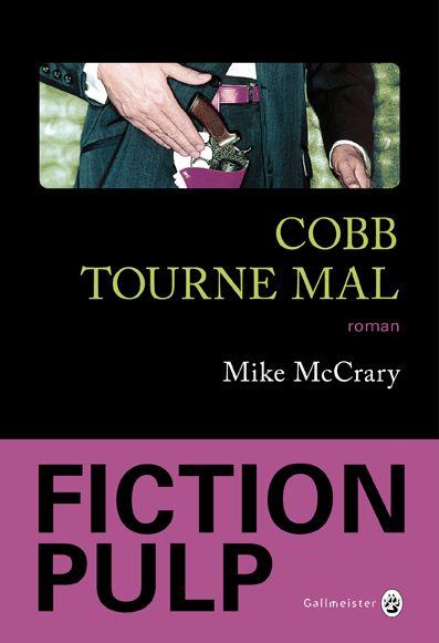 Cobb tourne mal | McCrary, Mike. Auteur