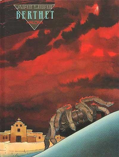 Halona | Philippe Berthet (1956-....). Auteur