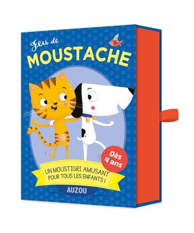 Jeu de Moustache : un moustigri amusant pour tous les enfants !