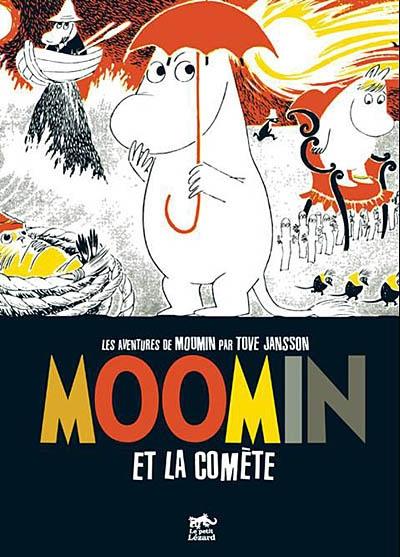 Les aventures de Moomin. Moomin et la comète