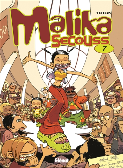 Malika Secouss. Vol. 7
