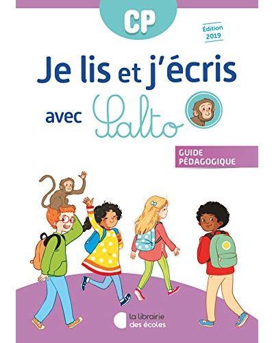 Je lis et j'écris avec Salto, CP : guide pédagogique