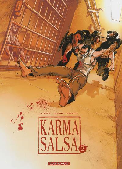 Karma salsa. 2 | Callède, Joël. Auteur