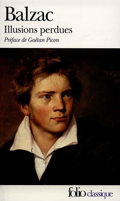 Illusions perdues   Balzac, Honoré de (1799-1850). Auteur