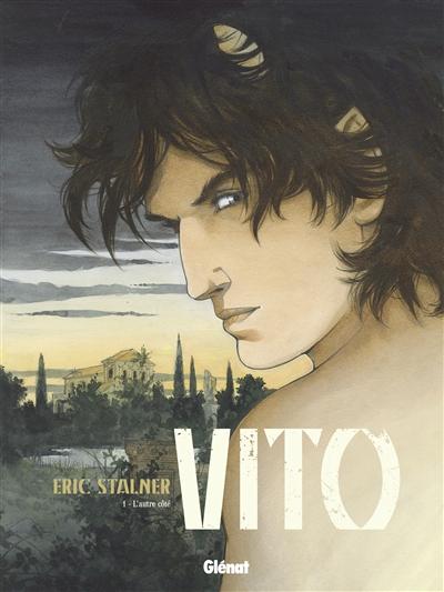 L' Autre côté / Eric Stalner | Stalner, Eric. Auteur. Illustrateur