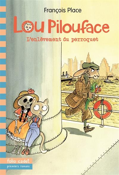 enlèvement du perroquet (L') | Place, François (1957-....). Auteur