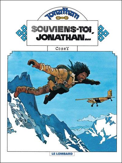 Souviens-toi, Jonathan |  Cosey (1950-....). Illustrateur