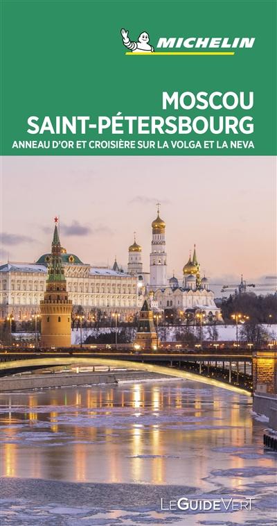 Moscou, Saint-Pétersbourg : l'Anneau d'Or, croisière sur la Volga et la Neva | Manufacture française des pneumatiques Michelin. Auteur