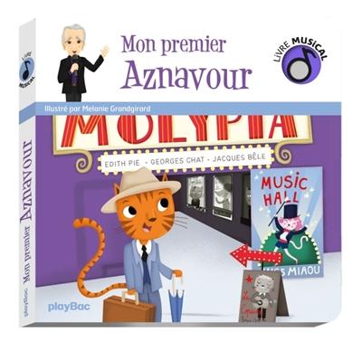 Mon premier Aznavour