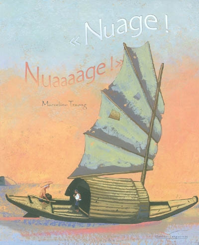 """Nuage ! nuaaaage !"" / Marcelino Truong | Truong, Marcelino (1957-....)"