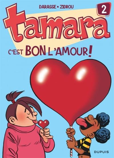 C'est bon l'amour ! / illustrations Darasse | Darasse, Christian (1951-....). Illustrateur