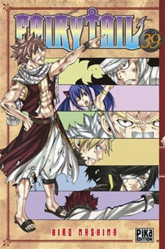 Fairy Tail. 41 / Hiro Mashima   Mashima, Hiro. Auteur
