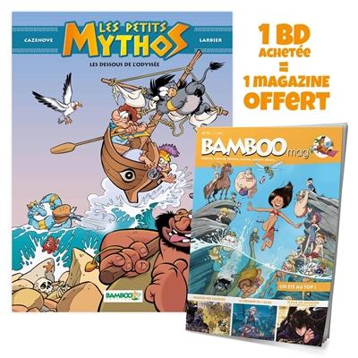 Les petits Mythos. Vol. 6. Les dessous de l'Odyssée