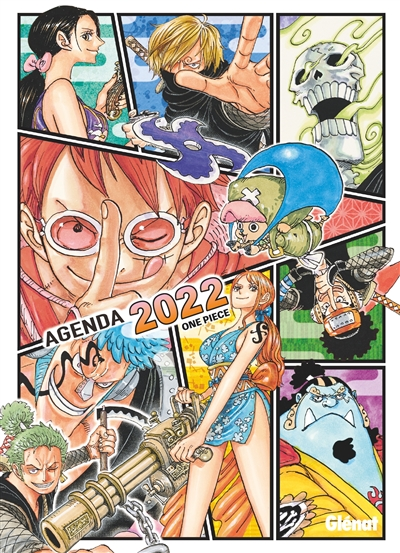 One Piece : agenda 2022