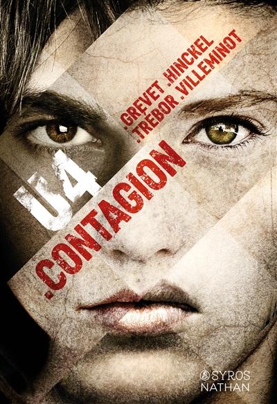 Contagion : U4 | Grevet, Yves. Auteur