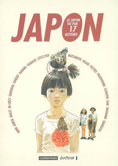 Japon : le Japon vu par 17 auteurs  