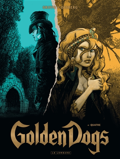 Golden dogs. Vol. 4. Quatre