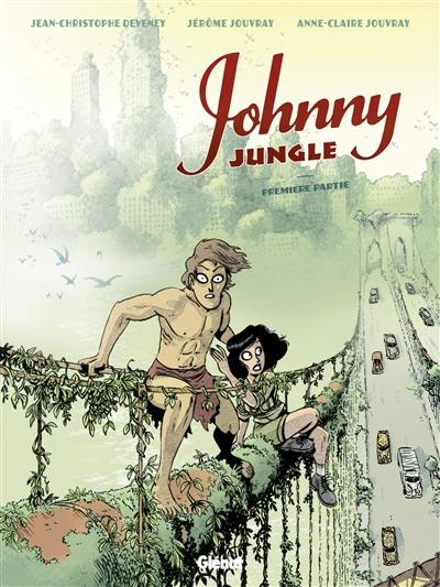 Johnny Jungle. Vol. 1