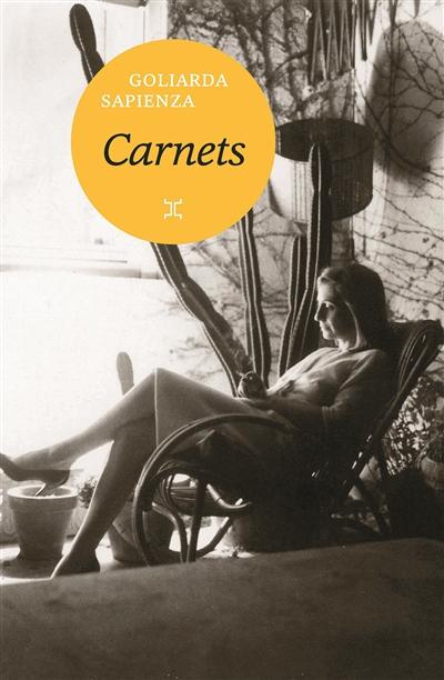 Carnets   Sapienza, Goliarda (1924-1996). Auteur