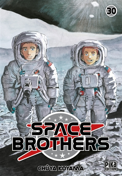 Space brothers. 30   Chūya Koyama (1978-....). Auteur